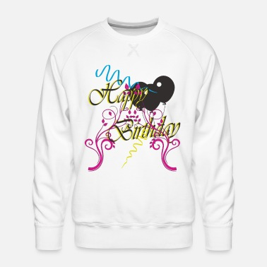 B Day B day - Men's Premium Sweatshirt