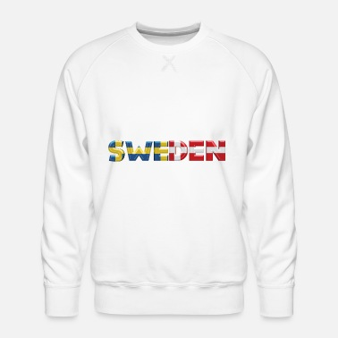 Swedish Sweden Sweden Nordic - Men's Premium Sweatshirt