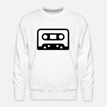 Tape tapes - Sweat ras-du-cou Premium Homme
