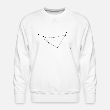 Constellation Capricorn Constellation - Men's Premium Sweatshirt