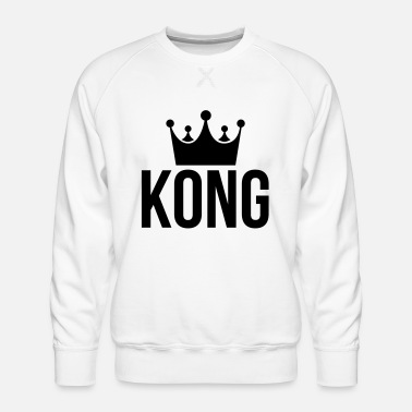 King Kong king kong - Men's Premium Sweatshirt