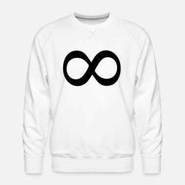 Infinite infinite - Men's Premium Sweatshirt