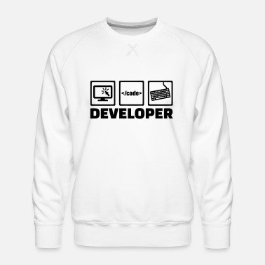 Development Developer - Men's Premium Sweatshirt