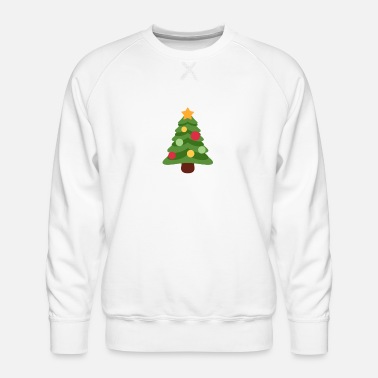 Cool Christmas Tree Kerstboom - Mannen premium sweater
