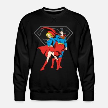 Superman Sweat à capuche Super Héros Comics fans Halloween Cadeau de Noël Hommes Sweat