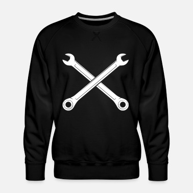 Wrench Wrench - Men's Premium Sweatshirt