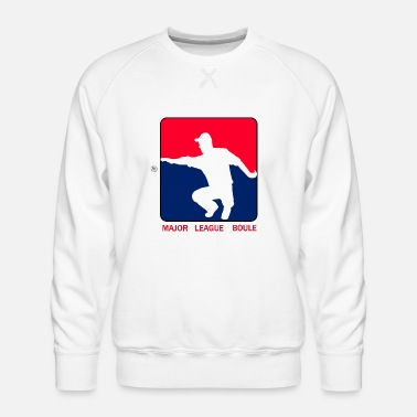 Major League Major League Boule - Men's Premium Sweatshirt