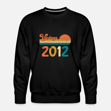 Turn Vintage 2012 Limited Edition Birthday gifts - Men's Premium Sweatshirt