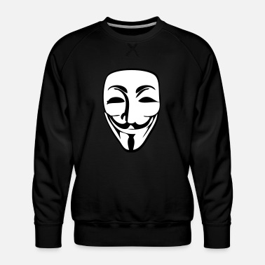 Anonymous Anonymous - Mannen premium sweater