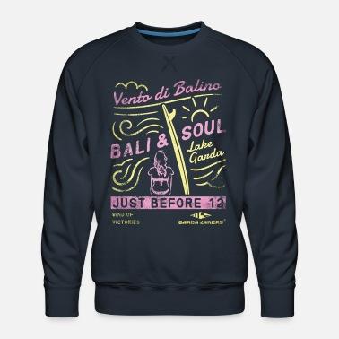 Garda Lakers Bali & Soul - Men's Premium Sweatshirt