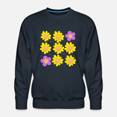 Bloom BLOOM, BLOOM, BLOOM - Men's Premium Sweatshirt