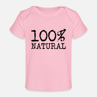 Naturellement 100% naturel - 100% naturel - T-shirt bio Bébé