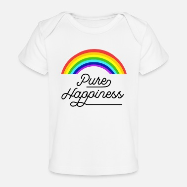 Happiness Pure happiness - Ekologisk T-shirt baby