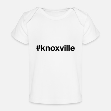 Knoxville KNOXVILLE - Organic Baby T-Shirt