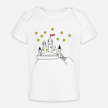 Bliss Castle - Organic Baby T-Shirt
