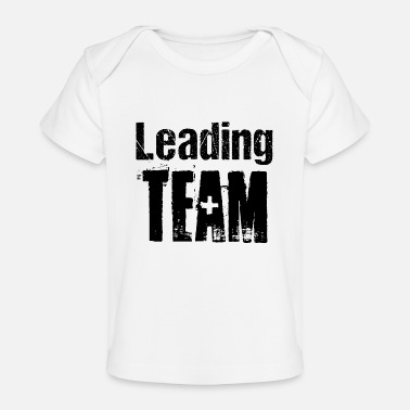Competition Leading Team Teamplayer Competition Competition - Organic Baby T-Shirt