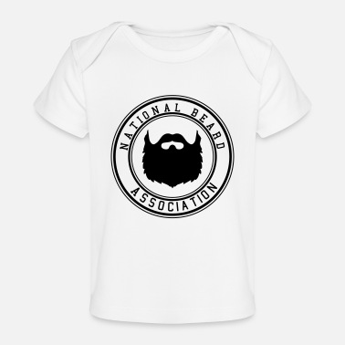 Association Association nationale Barbe - T-shirt bio Bébé
