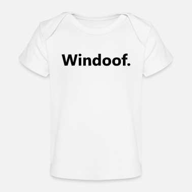 Windows Windows - Baby Bio-T-Shirt
