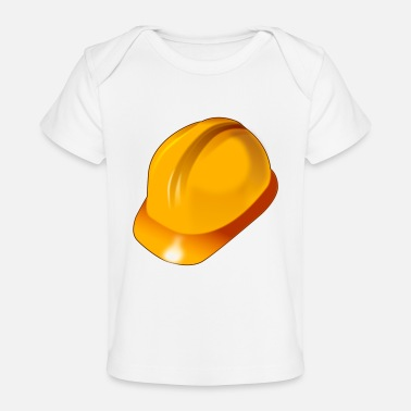Safety Helmet safety helmet - Organic Baby T-Shirt
