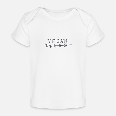 Movement Vegan Movement - Baby Bio-T-Shirt