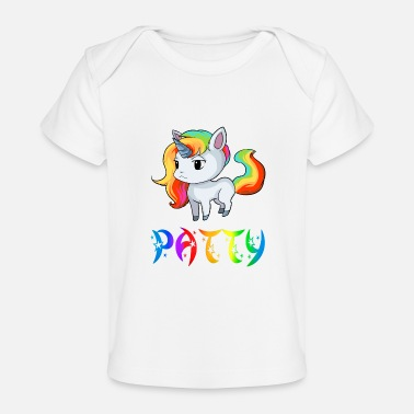 Patty Unicorn Patty - Organic Baby T-Shirt