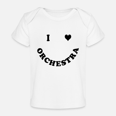 Orchester Orchester - Baby Bio-T-Shirt