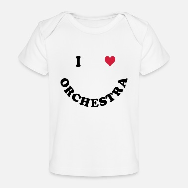 Orchestra orchestra - Organic Baby T-Shirt