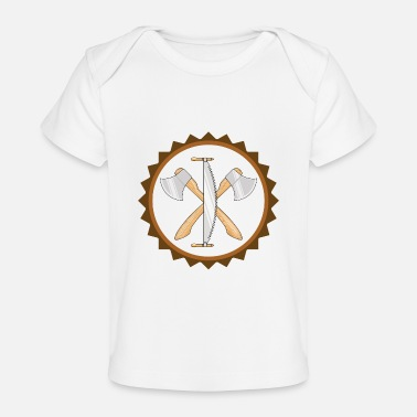 Forester logo - Organic Baby T-Shirt