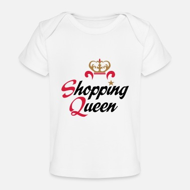 Shopping shopping - Baby Bio-T-Shirt