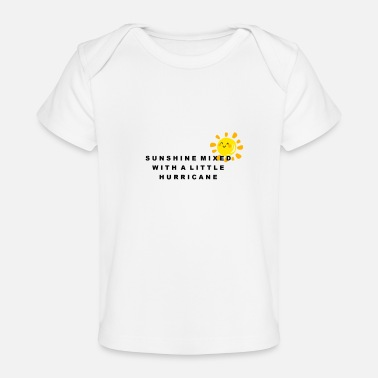 JUST SHINE ! - Organic Baby T-Shirt