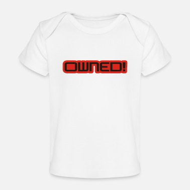 Owned owned - T-shirt bio Bébé
