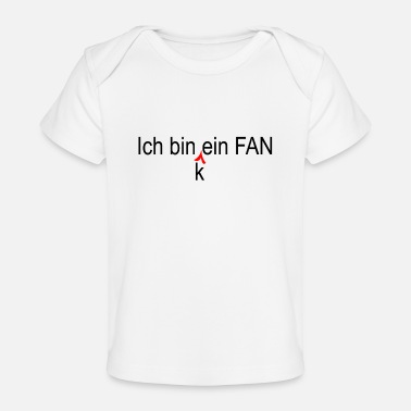 Fan Fan - T-shirt bio Bébé