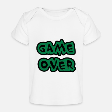 Game Over Game Over - Ekologisk T-shirt baby