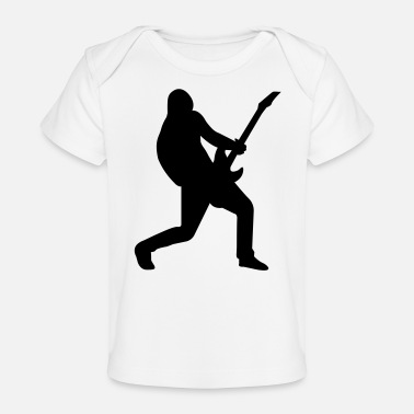 Guitar Player Guitar player - Baby bio-T-shirt