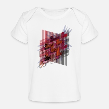 Psichedelico hyperspace5 - Organic Baby T-Shirt