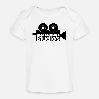 Old School Old School Studio´s - old school - Økologisk T-shirt til baby