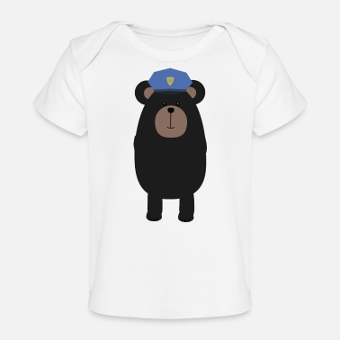 Cop Grizzly COP - Ekologisk T-shirt baby