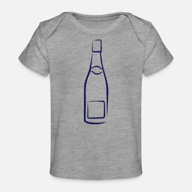 Champagne champagne - Organic Baby T-Shirt