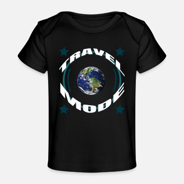 Travel travel - travel mode - Baby Bio-T-Shirt