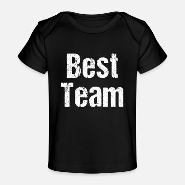 Competition Team Teamplayer Competition Leading Team Competition - Organic Baby T-Shirt
