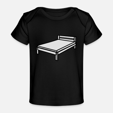 Bed Bed - Baby bio-T-shirt