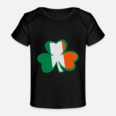 Most Bucket List Languages To Learn People To Meet And Fall In Love Countries To Visit And Travel To ♥ټ☘Rub the Irish Shamrock to Get Lucky☘ټ♥ - Organic Baby T-Shirt