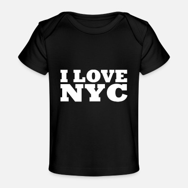 Nyc NEW YORK - T-shirt bio Bébé