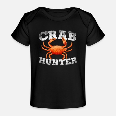 Creature Crab animal lover - Organic Baby T-Shirt