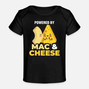 Mac Mac and cheese - Organic Baby T-Shirt