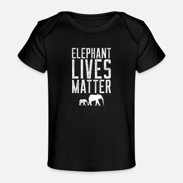 Redding Redding Olifant Redding Olifant Redding - Baby bio-T-shirt