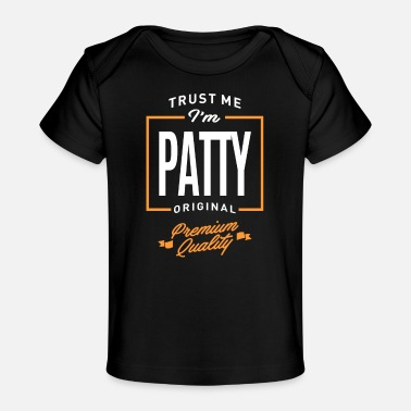 Patty Patty - Organic Baby T-Shirt
