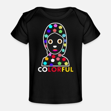 Color Color colorful colorful - Organic Baby T-Shirt