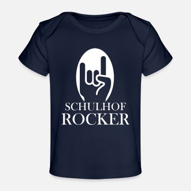 Hip Rock Music Rock and Roll - Baby Bio-T-Shirt