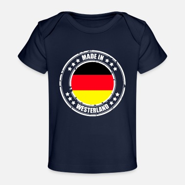 Westerland WESTERLAND - Organic Baby T-Shirt